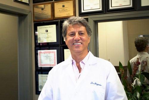 dental office website dr ali shojania