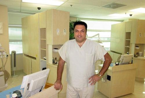 dental office website dr sargon lazarof