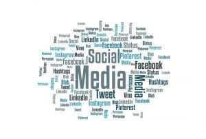 social media marketing dental office website
