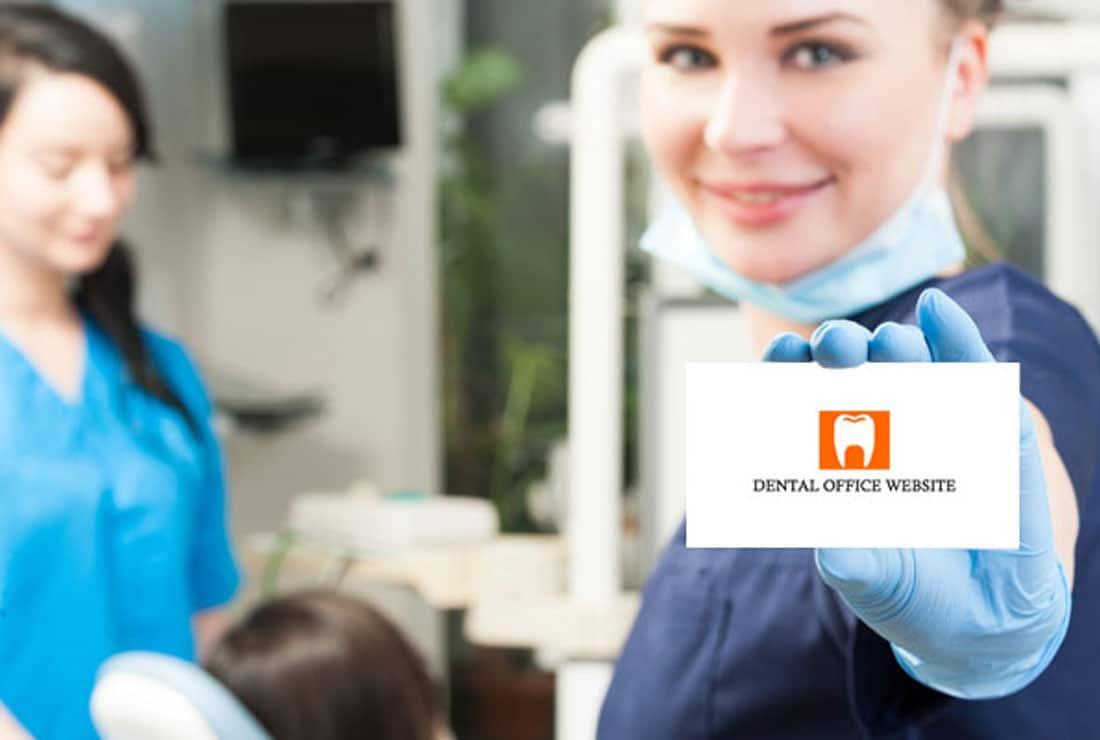 best dental marketing company dental office website