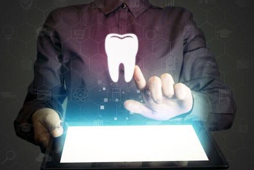 internet dental marketing dental office website