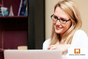 responsive dental website design