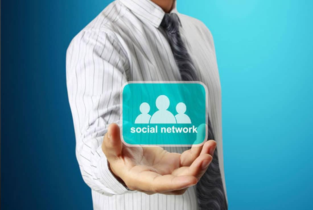 social media marketing dental office website