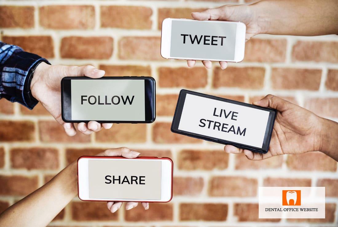 dental social media marketing agency